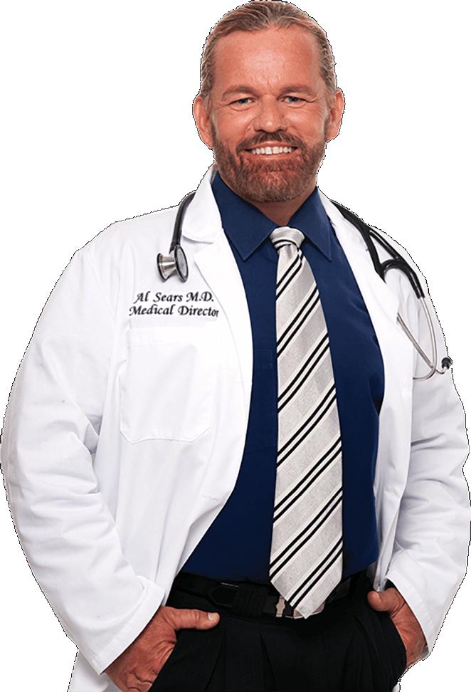 Dr Alan Sears