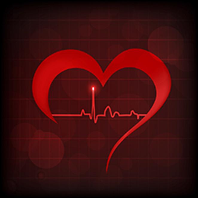Heart pumping