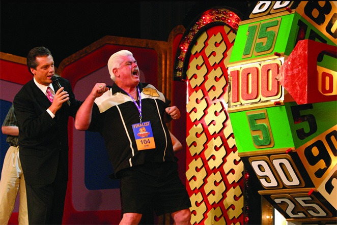 Contestant on the Price is Right