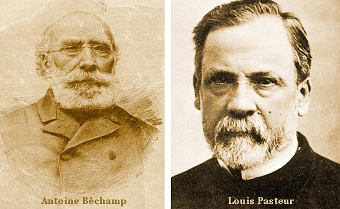 Bechamp & Pasteur