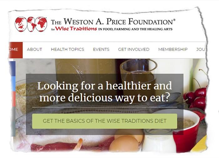 Weston Price Foundation